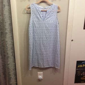 Lacey dress from LOFT